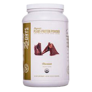 Plant-Protein Powder Chocolate 28.6 oz by 22 Days Nutrition