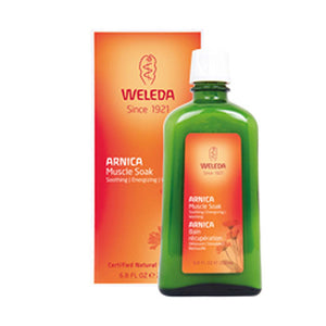 Arnica Muscle Soak 6.8 oz by Weleda