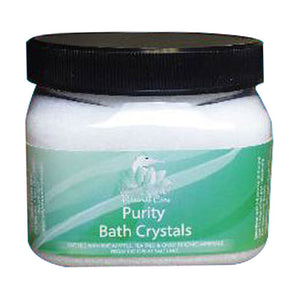 Bath Crystals Purity 16 oz by White Egret (2590237327445)