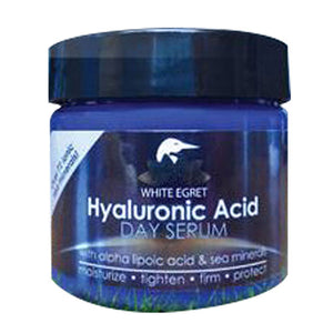 Hyaluronic Acid Unscented 2 oz by White Egret