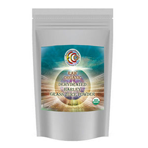 Barley Grass Juice Powder 4 oz by Earth Circle Organics