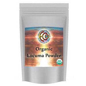 Lucuma Powder 8 oz by Earth Circle Organics