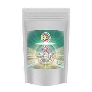Wheatgrass Juice Powder 4 oz by Earth Circle Organics