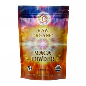 Maca Powder 8 oz by Earth Circle Organics