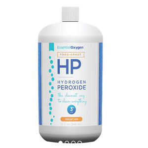 Hydrogen Peroxide 32 oz by Essential Oxygen