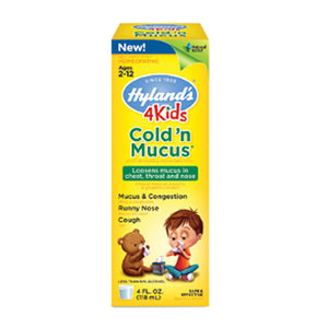 Cold N' Mucus PM 4 oz by Hylands