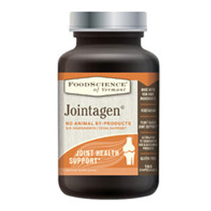 Jointagen 180 Caps by Foodscience Of Vermont (2588404580437)