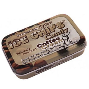 Ice Chips Candy Coffe & Cream 1.76 oz by Ice Chips Candy
