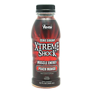 Extreme Shock Peach Mago 12/ 12 oz by Advanced Nutrient Science Intl (2590239785045)