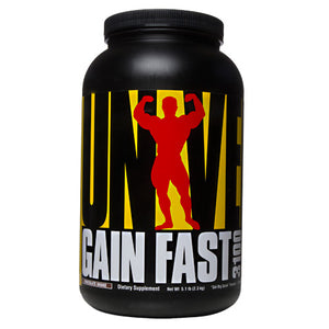 GAIN FAST 3100 Chocolate 5.1 lbs by Universal Nutrition