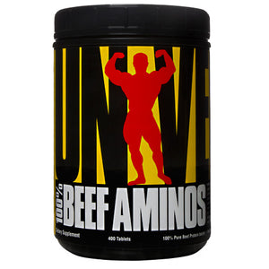 BEEF AMINOS 400 tabs by Universal Nutrition