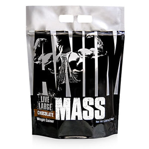 ANIMAL MASS Chocolate 5 lbs by Universal Nutrition