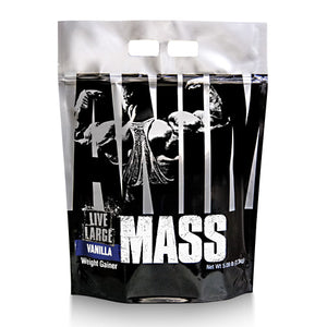 ANIMAL MASS Vanilla 5 lbs by Universal Nutrition