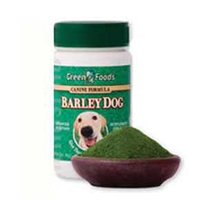 Barley Dog 3 Oz by Green Foods Corporation (2583980081237)