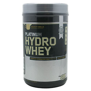 PLATINUM HYDRO WHEY Vanilla 1.75 lbs by Optimum Nutrition