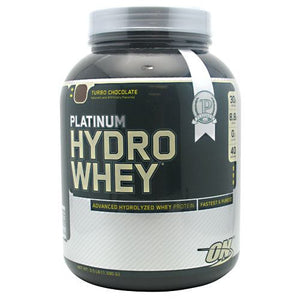 PLATINUM HYDRO WHEY Chocolate 3.5 lbs by Optimum Nutrition