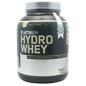 PLATINUM HYDRO WHEY Vanilla 3.5 lbs by Optimum Nutrition
