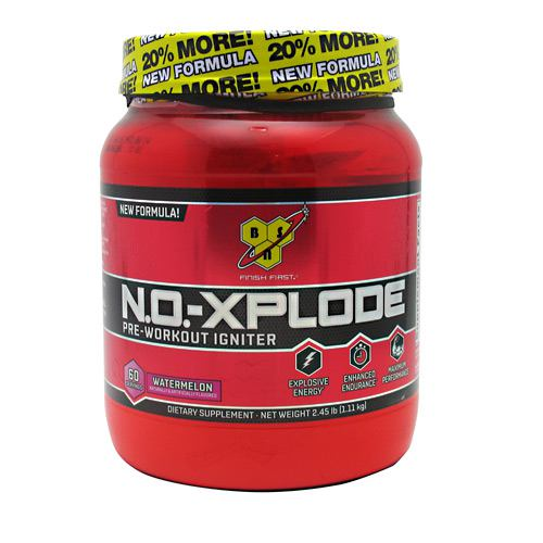 N.O.-Xplode Watermelon 2.45 lbs by BSN Inc.