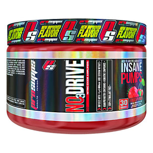 NO3 DRIVE POWDER Fruit Punch 30 serving / 5.1 oz by Pro Supps (2590248173653)