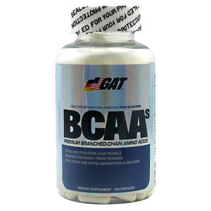 BCAA 180 Caps by German American Technologies