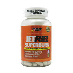 Jet Fuel Superburn 120 Caps by German American Technologies (2590249222229)