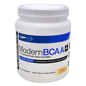 Modern BCAA+ Pineapple Strawberry 18.89 oz by USP Labs (2590253514837)