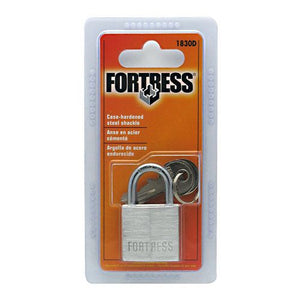 Fortress Key Lock 1 Pack by Master Lock