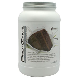 Protizyme Chocolate Cake 2 lbs by Metabolic Nutrition