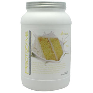 Protizyme Vanilla Cake 2 lbs by Metabolic Nutrition
