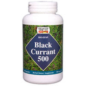 Black Currant Oil Hexane Free 180 Caps by Health From The Sun (2583980408917)
