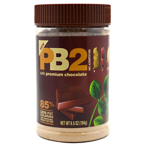 PB2 Peanut Butter/Chocolate 6.5 oz by Bell Plantation (2587687518293)
