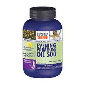 Evening Primrose Oil 180 Soft Gels by Health From The Sun