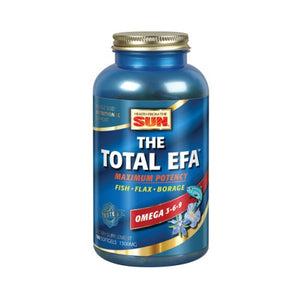 Total EFA Double Action 180 CAPS by Health From The Sun
