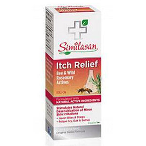 Itch Relief Roll On 025 Oz by Similasan