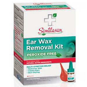 Ear Wax Removal Kit 1 Kit by Similasan (2590266556501)