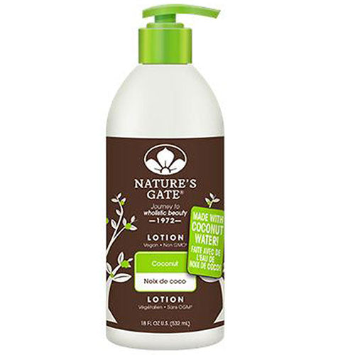 Lotion Coconut 18 Oz by Nature's Gate