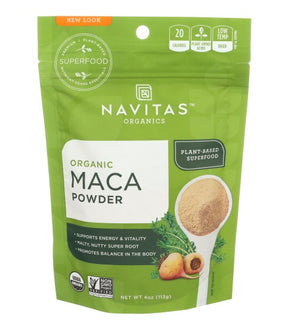 Maca Powder 3OZ by Navitas Naturals