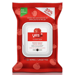 Face Towelettes Blemish Tmo 30 PC(case of 3) by Yes To (2590270095445)