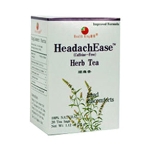 Tea Headachease 20 BAG by Health King (2588981657685)
