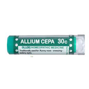 Allium Cepa 30c 80 Pellets by Ollois (2587725037653)