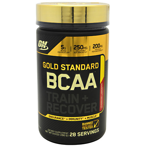 Gold Standard BCAA Fruit Punch 1.32 lbs by Optimum Nutrition