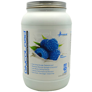 GlycoLoad Blue Raspberry 1,200 g by Metabolic Nutrition
