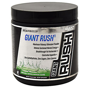 Giant Rush Green Apple 0.166 lbs by Giant Sports Products