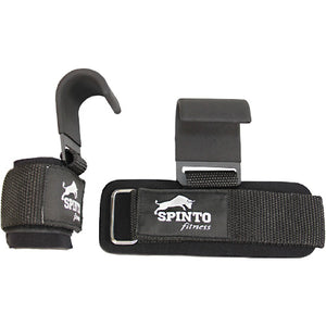 Heavy Duty Power Lifter Hooks 1 Pair by Spinto USA LLC (2587734933589)
