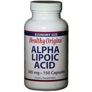 Alpha Lipoic Acid 150 Cap by Healthy Origins (2588967338069)