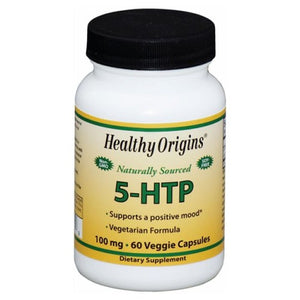 5-HTP 60 Caps by Healthy Origins (2584245731413)