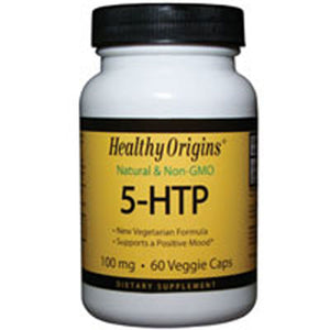 5-HTP 120 Caps by Healthy Origins (2584245764181)