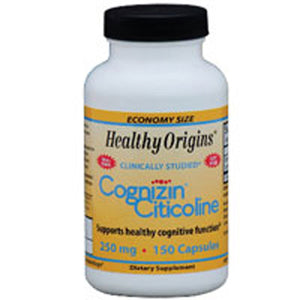 Cognizin 150 Caps by Healthy Origins