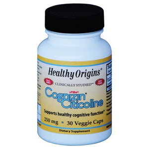 Cognizin 30 Caps by Healthy Origins