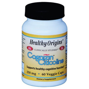 Cognizin 60 Caps by Healthy Origins